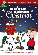 A Charlie Brown Christmas Deluxe Edition, DVD