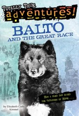 Balto and the Great Race - eBook