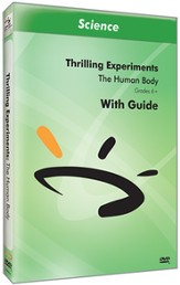 The Human Body DVD & Guide