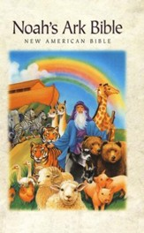 NAB Noah's Ark Bible, Hardcover