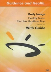 Healthy Teens: The New Me-About Boys DVD & Guide