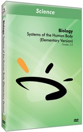 Systems of the Human Body (Elementary Version) DVD