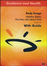 Healthy Teens: The New Me-About Girls DVD & Guide