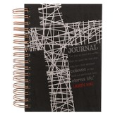 White Cross, Wirebound Journal