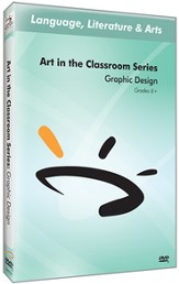 Art in The Classroom Series: Graphic Design DVD