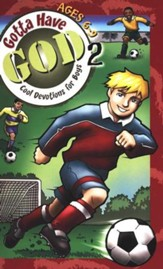 Gotta Have God 2: Fun Devotions for Boys Ages 6 to 9  - Slightly Imperfect