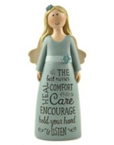 Best Nurses Comfort Angel Figurine