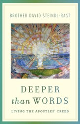 Deeper Than Words: Living the Apostles' Creed - eBook