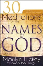 30 Meditations On The Names Of God
