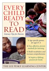 Every Child Ready to Read: Literacy Tips for Parents - eBook