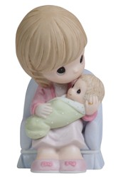 Tender Is A Mother's Love, Precious Moments Figurine