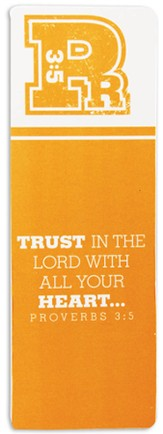 Trust in the Lord Bookmark