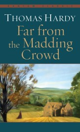 Far from the Madding Crowd - eBook