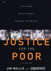 Justice For The Poor DVD