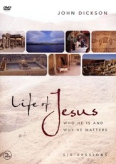 Life of Jesus: Who He Is and Why He Matters DVD