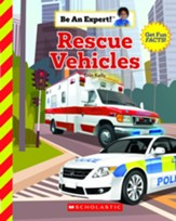 Rescue Vehicles, Softcover