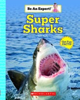 Super Sharks, Softcover