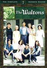 Waltons Season 7, DVD