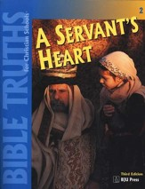 BJU Bible Truths 2: A Servant's Heart, Student Worktext