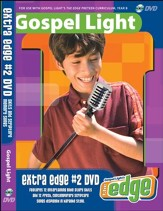 Gospel Light: Preteen Grades 5 & 6 Extra Edge DVD, Fall 2018 - Summer 2019 Year B