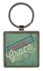 Grace, Retro Keyring
