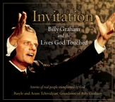 Invitation: Billy Graham and the Lives God Touched - eBook