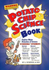 Potato Chip Science Book & Stuff
