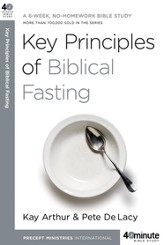 Key Principles of Biblical Fasting - eBook