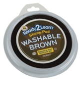 Maker Fun Factory VBS: Large Washable Stamp Pad, Brown