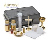 Portable Altar Traveling Communion Set