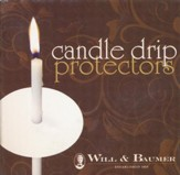 Candlelight Service Drip Protectors, 50