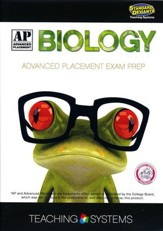 Advanced Placement Biology DVD & CDROM