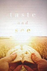 Taste and See (ESV), Pack of 25 Tracts
