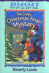 Crazy Christmas Angel Mystery, Cul-de-Sac Kids Series #3 Series