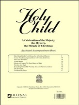 Holy Child, Keyboard Accompaniment Book