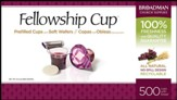Fellowship Cup Prefilled Communion Cups, Box of 500