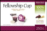 Fellowship Cup Prefilled Communion Cups, Box of 250