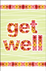 Get Well (Proverbs 17:22, NIV) Postcards, 25