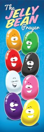 Jelly Bean (John 3:16, NIRV) Bookmarks, 25