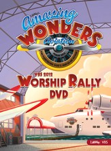 Worship Rally Dvd - Slightly Imperfect