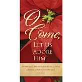 Come Let Us Adore Him (Luke 2:11) Offering Envelopes, 100