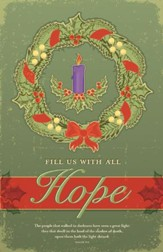 Advent Hope, Bulletins, 100