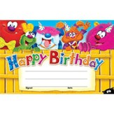 Happy Birthday Furry Friends Recognition Awards
