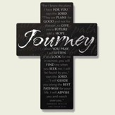 Journey Metal Wall Cross