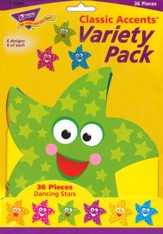 Dancing Stars Variety Pack Classic Accent