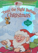 'Twas the Night Before Christmas, DVD