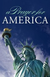 Prayer for America (KJV), Pack of 25 Tracts