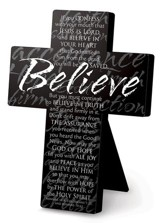 Believe Cross, Black