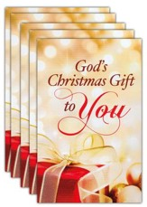 God's Christmas Gift to You (ESV), Pack of 25 Tracts