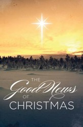 The Good News of Christmas (ESV), Pack of 25 Tracts